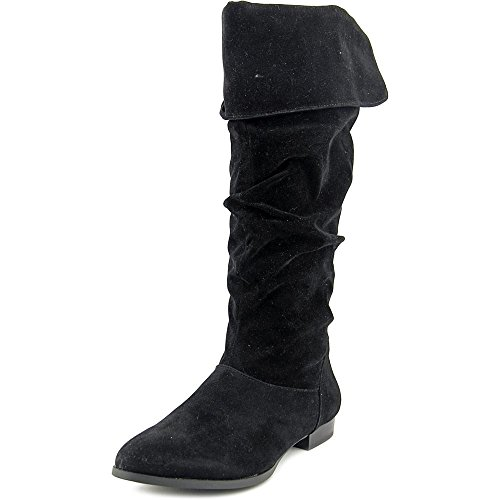 Style & Co. Women's Tiriza Wide Calf Over-the-Knee Scrunch Boot, (Scrunch Knee Boots)