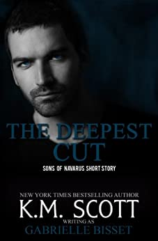 The Deepest Cut (A Sons of Navarus Short Story) by [Bisset, Gabrielle]