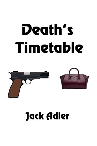 Death's Timetable by [Adler, Jack]