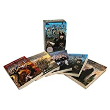 The Dark Is Rising (Boxed Set): Over Sea, Under Stone; The Dark Is Rising; Greenwitch; The Grey King; Silver on the Tree