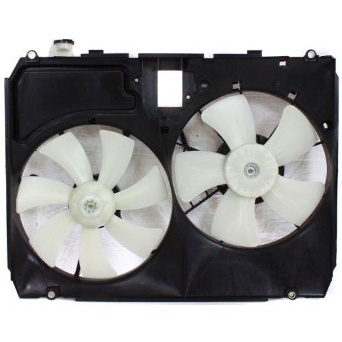 MAPM Premium RX330 04-06 RADIATOR FAN SHROUD ASSY, w/o Controller