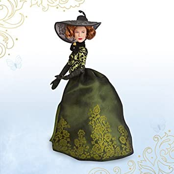 Disney - Cinderellau0027s wicked stepmother - Lady Tremaine Doll Disney Film Collection by Disney  sc 1 st  Amazon UK & Disney - Cinderellau0027s wicked stepmother - Lady Tremaine Doll Disney ...