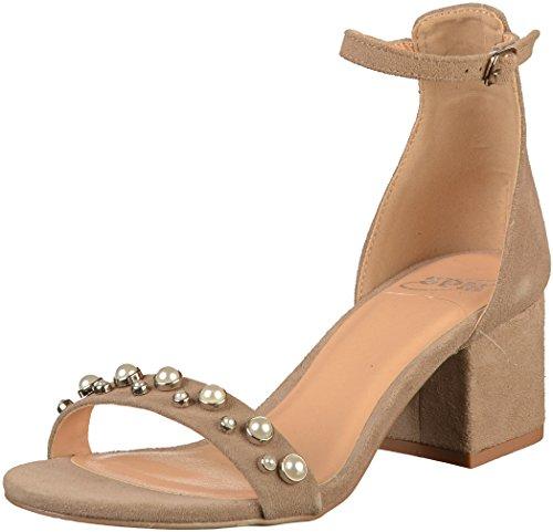 Taupe Femmes PMS Sandale 23358833 SPM UxZCI