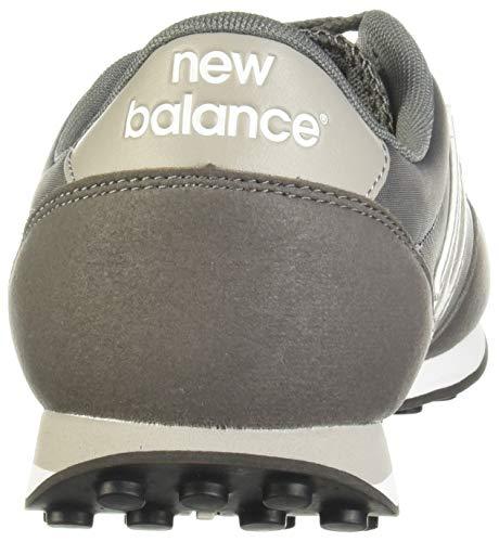 New Balance Volwassen lage U410 Grijs met sneakers Unisex Ca grijs grijs bovenkant wRwqfxH4r
