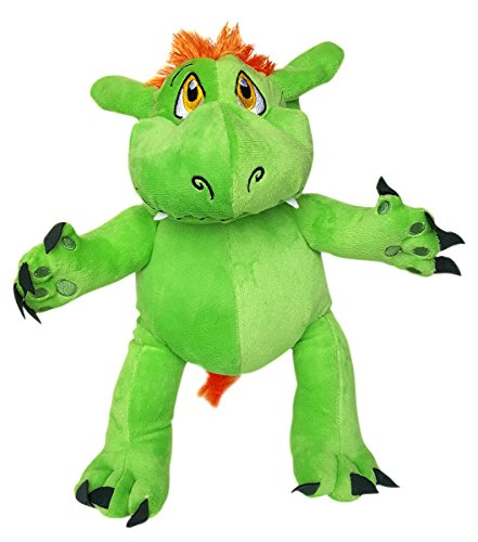 Cuddly Soft 16 inch Green Troll - We Stuff 'em...You Love 'em! from Stuffems Toy Shop