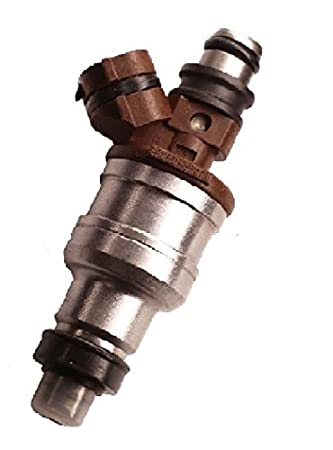 Set of 4 Rebuilt OEM Denso Fuel Injectors for Corolla /& Geo Prizm 1.8L Celica