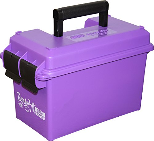 MTM Case-Gard 50 Cal Ammo Can, Purple