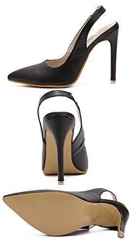 Wealsex spitze high heels damen sandalen