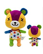 Amiibo Card Raymond Animal Crossing Slider Isabel Plush Doll Birthday Gift 21cm, Stuffed Toy Halloween