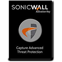 SonicWall | 01-SSC-1465 | CAPTURE ADVANCED THREAT PROTECTION FOR TZ600 SERIES 1 Year