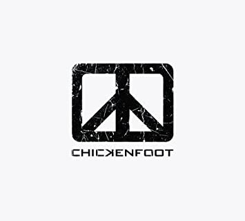 Chickenfoot chickenfoot us cd album (cdlp) (491010).