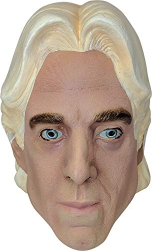 RIC Flair WWE Adult Halloween Party Mask -