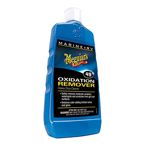 Meguiar's M4916 Marine/RV Heavy Duty Oxidation Remover - 16 oz.