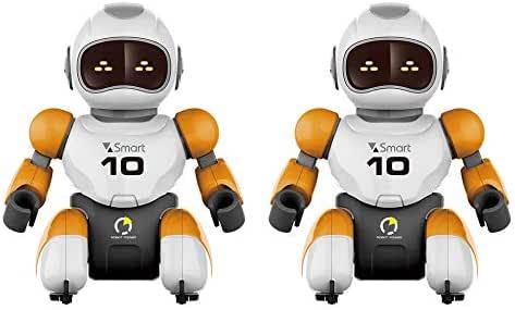 Compra PETUNIA Kawaii Inteligente de Dibujos Animados Juego Canto fútbol de Robots Juguetes a Control Remoto eléctrico Bailar Fútbol Robot para los niños Juguetes para niños de múltiples Colores Mezclados en Amazon.es