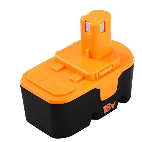 (Upgraded 3600mAh P100 Replacement for Ryobi 18V Battery ONE+ P100 P101 ABP1801 ABP1803 BPP1820 Cordless Power Tools)