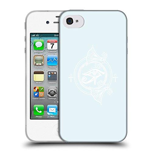 GoGoMobile Coque de Protection TPU Silicone Case pour // Q09790619 Religion 19 Bulles // Apple iPhone 4 4S 4G