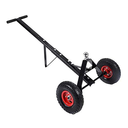 Thaweesuk Shop 600lb Heavy Duty Utility Trailer Mover Hitch Boat Jet Ski Camper Hand Dolly Steel New 22