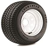 AMERICANA TIRES and WHEELS 3S638 205/75d15 C/5h Spk Wh Str