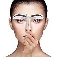 ELEVEN EVER Eyebrow Stencil Ruler kit- European Style eyebrow template Permanent Makeup Tools