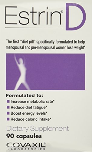 Estrin-D Menopausal/Perimenopausal Diet Pill, 90 ea by Basic Research by Basic Research