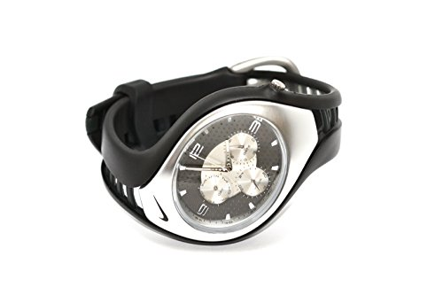 Triax Analog (NIKE TRIAX SWIFT 3I BLACK ANALOG SPORT WATCH)