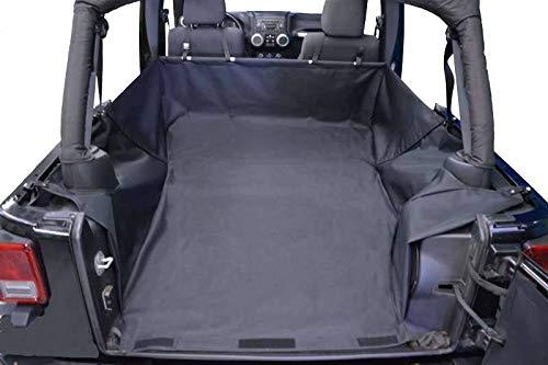 Dirtydog 2007-2014 Jeep Wrangler JKU 4 door Cargo Liner With Sub Woofer J4CLWS0714 (Dirtydog)