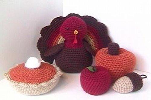 Autumn Crochet Pattern Collection