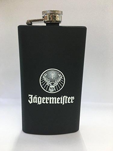 Jagermeister aluminum liquor flask