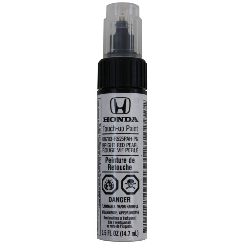 Genuine Honda Accessories 08703 R525pah Pn Tango Red Pearl Touch Up Paint