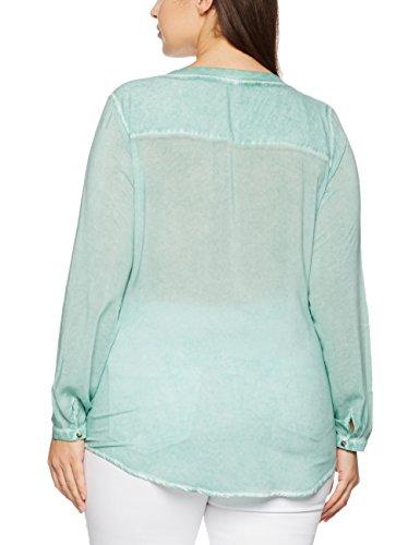 Verde mineral Camicia Frapp Donna Green qaZREn