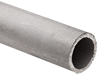 Stainless Steel 304 Round Pipe, Schedule 10, ASTM A312