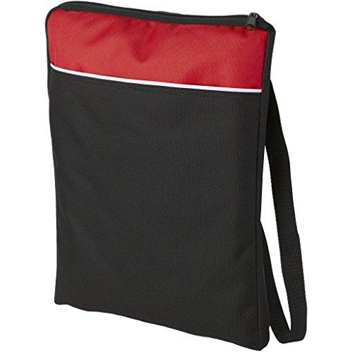Bullet - Miami Model Shoulder Bag Black / Red
