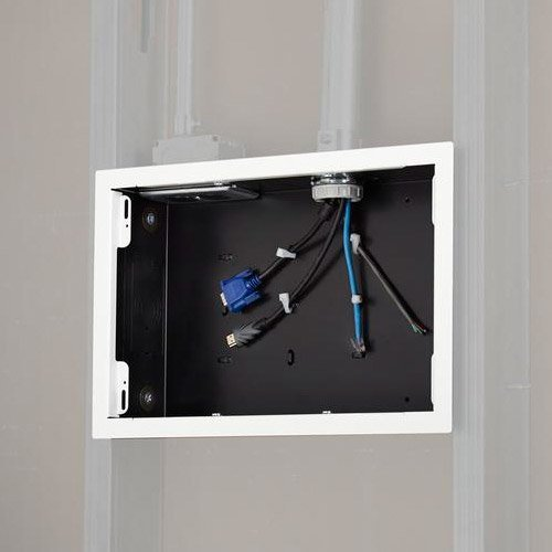 Chief PAC525FW In-Wall Storage Box