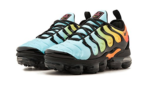 NIKE Multicolore Black Black Vapormax 002 Air W bleached Scarpe Running Donna Plus ra6rUq
