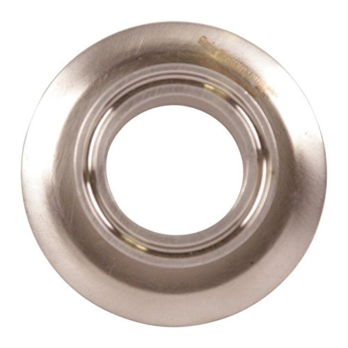 End Cap Reducer | Tri Clamp 2.5 inch x 1.5 in. - Stainless Steel SS304 - Glacier Tanks - (2 Pack)