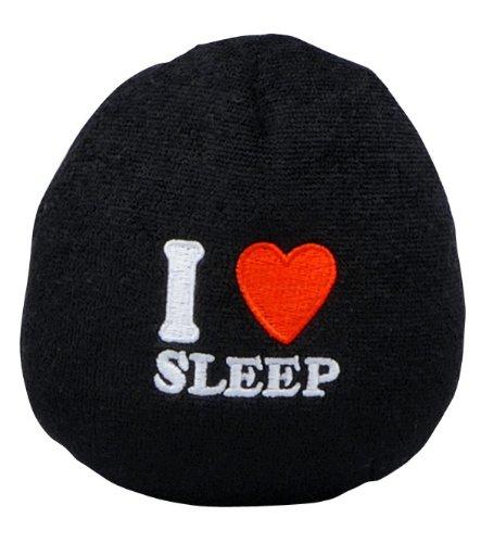 Nemurieru I LOVE SLEEP black (M) (japan import)