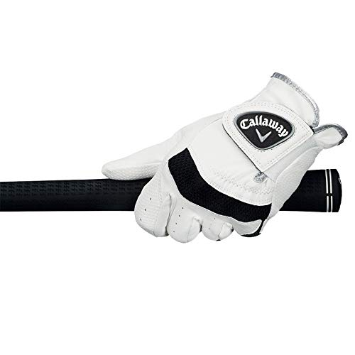 (Callaway X-Junior Golf Glove, Medium, Left Hand)