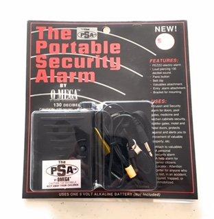 O-Mega Portable Security Alarm 130 DECIBEL