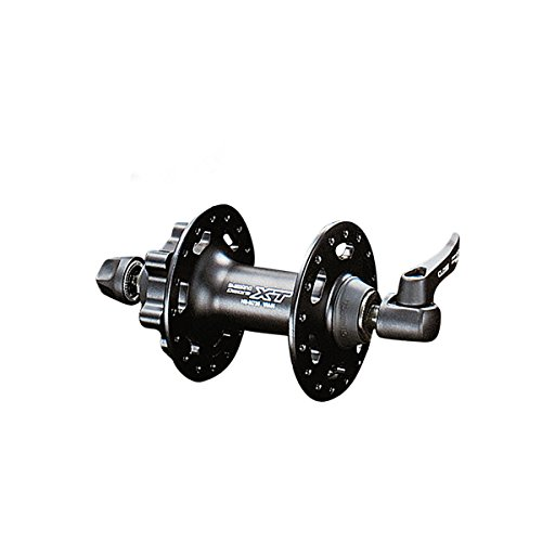 Shimano Deore XT 6 Bolt Disc Brake Front Mountain Bicycle Hub HB M756 L