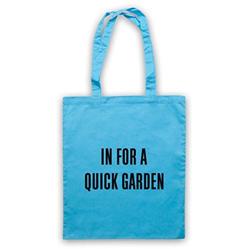 Led Zeppelin In For A Quick Garden Fanedit Concert Bolso Azul Cielo
