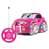 Liberty Imports My First RC Car for Girls | Pink Purple Remote Control 2CH Racer Vehicle for Kids, Toddlers