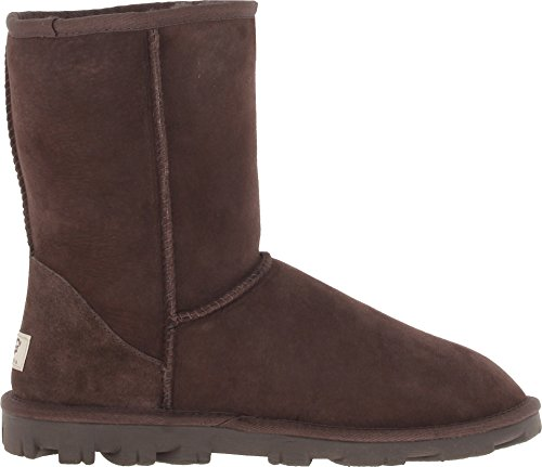 UGG Women's Essential Short Chocolate Boot 6 B - Medium by UGG (Image #2)