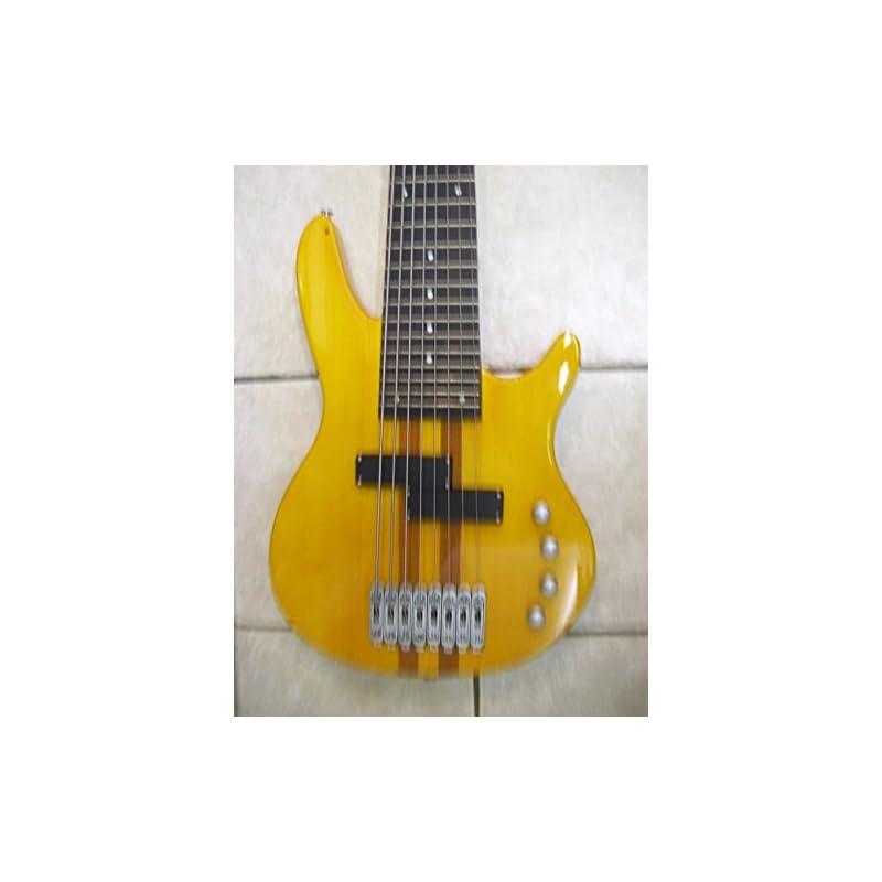 8-string-bass-guitar-neck-through