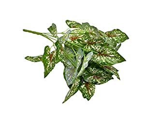 Artificial Plants Green Leaves Shrubs Evergreen Plant For Multiple Occasions
