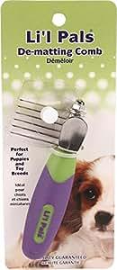 Li'l Pals Dog De-Matting Comb