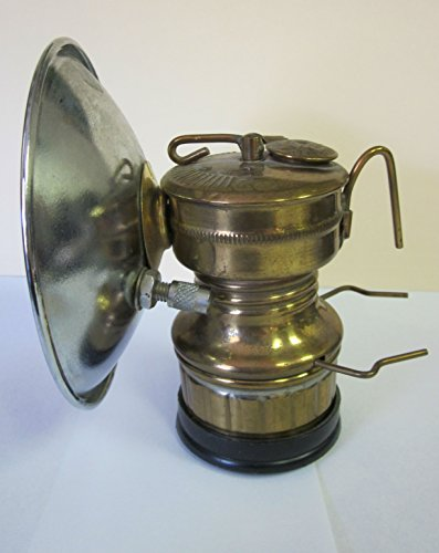 Vintage Miner's Lantern (Butterfly Trademark/Made in Hong Kong) -