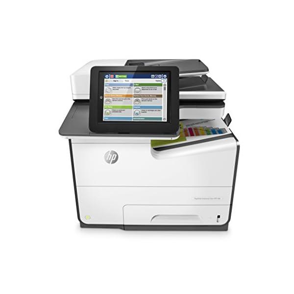 HP Enterprise 586dn Multifunction Printer