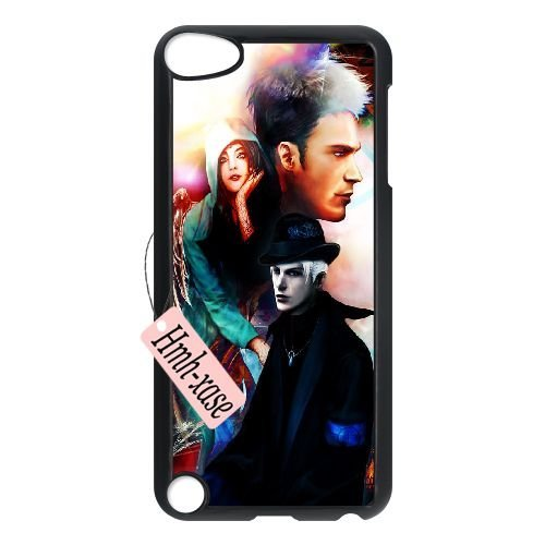 Cheap Plstic Case for iPod touch5 w/ Devil May Cry image at Hmh-xase (style 2)
