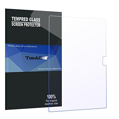 セブンベールシェーバーTopACE 液晶保護フィルム Qua tab PZ専用 強化ガラスフィルム