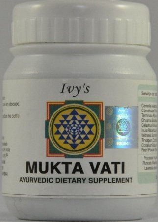 Mukta Vati 120 Herbal Tablet